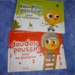 Doudou Poussin - MArtinière - Les lectures de Liyah