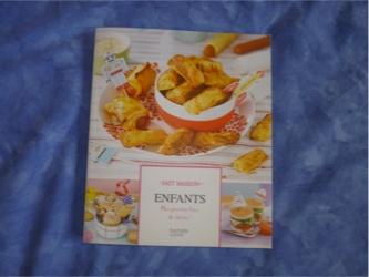 Enfants mon premier livre de cuisine thomas feller - Livres de cuisine pour enfants ...