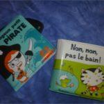 Livres de bain - Tourbillon - Les lectures de Liyah