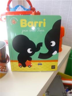 Barri joue avec papa - Hatier - Les lectures de Liyah