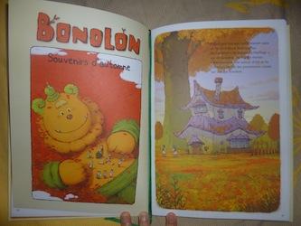 Bonolon 1 - nobi nobi - Les lectures de Liyah