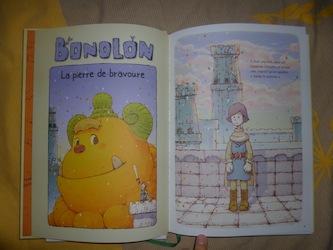 Bonolon 3 - nobi nobi - Les lectures de Liyah