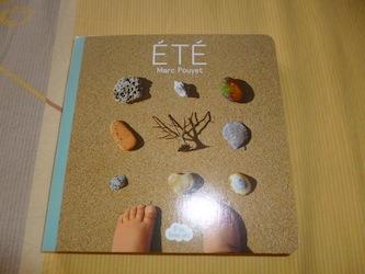 Eté - Petite plume - Les lectures de Liyah