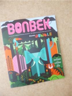 Jungle - Bonbek - Les lectures de Liyah
