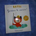 Katsi Gardons le sourire - Martinière - Les lectures de Liyah