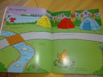 L'été 1 - Usborne - Les lectures de Liyah
