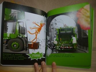Le doudou des camions poubelles 1 - Actes sud - Les lectures de Liyah