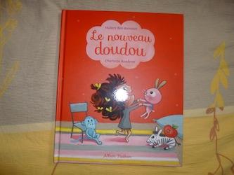 Livre enfant Le nouveau doudou - Nathan - Liyah.fr