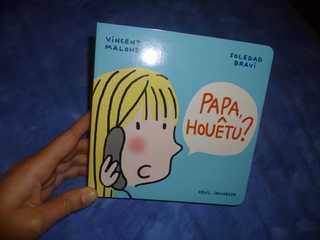 Papa Houetu - Seuil - Les lectures de Liyah