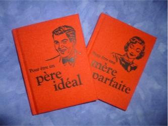 Pour être un pere mere idéal - Presses du Châtelet - Les lectures de Liyah