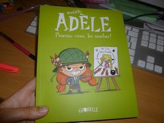 Adele Les moches - Tourbillon - Les lectures de Liyah