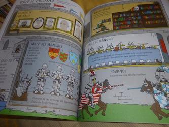 Cahier activités vacances 1 - Usborne - Les lectures de Liyah
