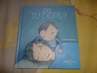 Dis tu dors - Didier - Les lectures de Liyah