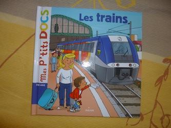 Les trains - Milan - Les lectures de Liyah
