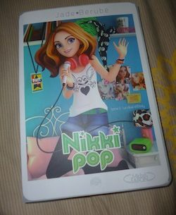 Nikki Pop - Flammarion - Les lectures de Liyah