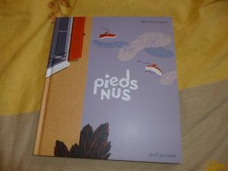 Pieds nus - Seuil - Les lectures de Liyah