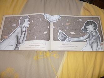 Sous la pluie 2 - Les p'tits berets - Les lectures de Liyah