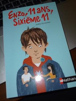 livre garçon 11 ans