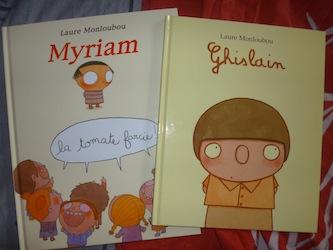 Monloubou école - Les lectures de Liyah