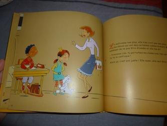 Princesse Léa et le cartable magique 2 - Balivernes - Les lectures de Liyah