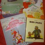 Avec les grands parents - Les lectures de Liyah