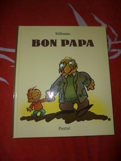 Bon papa - Pastel - Les lectures de Liyah