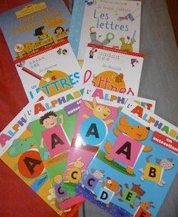 Cahiers lettres - Les lectures de Liyah