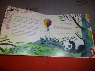 Histoires dodo 1 - Usborne - Les lectures de Liyah