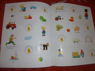 J'apprends l'alphabet 2 - Usborne - Les lectures de Liyah