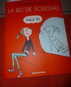 La BD de Soledad - Rue des sevres - Les lectures de Liyah