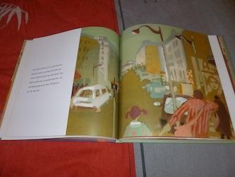 Le secret de grand-mère 1 - Seuil - Les lectures de Liyah