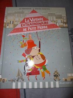 Le voyage extraordinnaire de Petit Pierre - Nathan - Les lectures de Liyah
