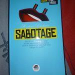 Sabotage - Oskar - Les lectures de Liyah