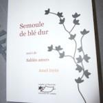 Semoule de blé dur - Jasmin - Les lectures de Liyah