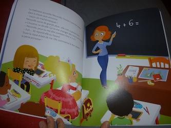Une princesse à l'école 1 - Lito - Les lectures de Liyah