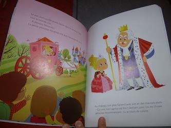 Une princesse à l'école 2 - Lito - Les lectures de Liyah