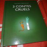 3 contes cruels - Ecole des loisirs - Les lectures de Liyah