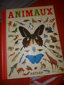 Animaux - Nathan - Les lectures de Liyah