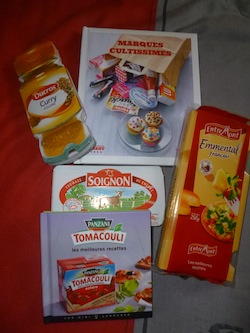 On cuisine avec les marques livre enfant for Marques de cuisines equipees