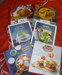 Cuisine monde - Les lectures de Liyah