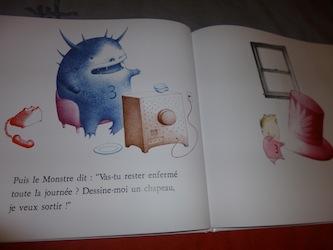 Jeremy dessine un monstre 2 - Kaleidoscope - Les lectures de Liyah