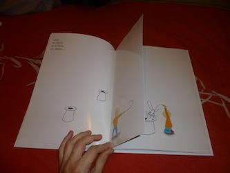 Léon et son crayon 2 - Seuil - Les lectures de Liyah