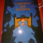 L'alphabet des monstres - Kaleidoscope - Les lectures de Liyah