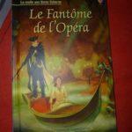 Le fantome de l'opera - Usborne - Les lectures de Liyah