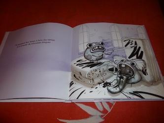 Les deux petits monstres 1 - Kaleidoscope - Les lectures de Liyah