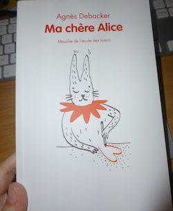 Ma chère Alice - Ecole des loisirs - Les lectures de Liyah