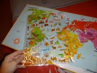 Mon premier atlas de la Terre 2 - Tourbillon - Les lectures de Liyah