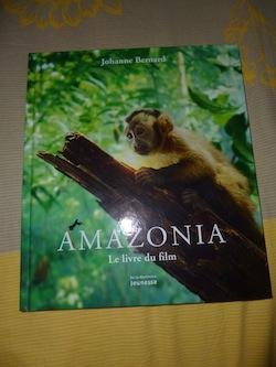 Amazonia - DLMJ - Les lectures de Liyah