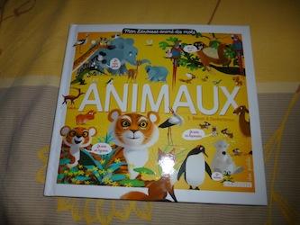 Animaux - Larousse - Les lectures de Liyah