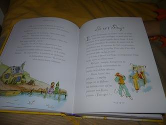 Cent histoires illustrées 1 - Usborne - Les lectures de Liyah